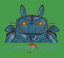 My Jaeger Totoro Baby Tee