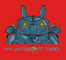 My Jaeger Totoro One Piece - Short Sleeve
