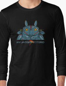 My Jaeger Totoro Long Sleeve T-Shirt