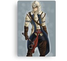 Assassins Creed- Connor Canvas Print