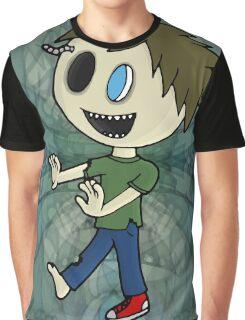 Joe Zombie Graphic T-Shirt