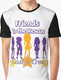 Lego Friends  Graphic T-Shirt
