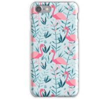 Flamingo fever iPhone Case/Skin