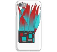 Flaming Square iPhone Case/Skin