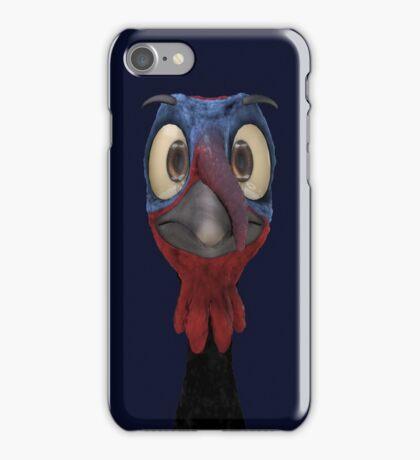 Turkey Head iPhone Case/Skin