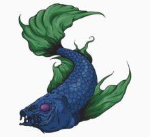 Koi Fish of Doom by BenNoble