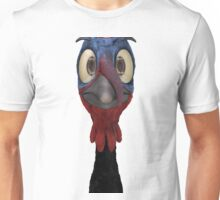 Turkey Head Unisex T-Shirt