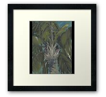 Portrait of a Palm AC151026c-13 Framed Print