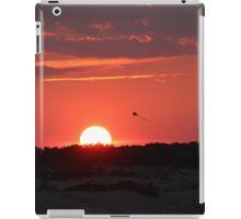 Sunset and Kite iPad Case/Skin
