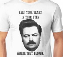Ron Swanson quote Unisex T-Shirt