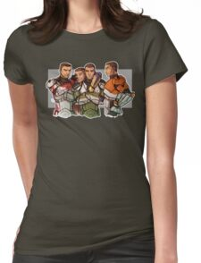 SW RC Delta Squad Womens Fitted T-Shirt