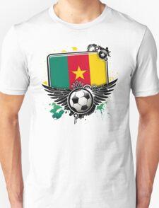 Soccer Fan Cameroon T-Shirt