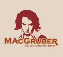 MacGruber by Powbamboom