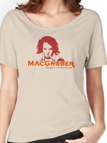 MacGruber Women's Relaxed Fit T-Shirt