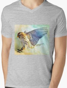 Flight I (All proceeds donated to Cancer Research) Mens V-Neck T-Shirt
