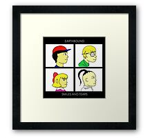 Earthbound Days Framed Print