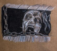 The Evil Dead by DanFranklin