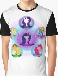 My Little Pony - Elements of Harmony Graphic T-Shirt