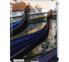 Venetian Gondolas iPad Case/Skin