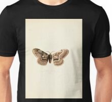 Aid to the identification of insects Charles Owen Waterhouse 1890 V1 V2 029 Brahmea Nigrans Japan Unisex T-Shirt