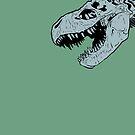 T-rex by BenNoble