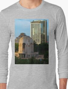 Hyde Park (Sydney): Afternoon Shadows Long Sleeve T-Shirt