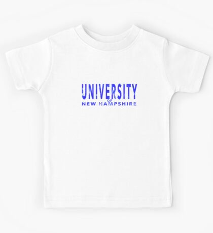 University of New Hampshire Kids Tee