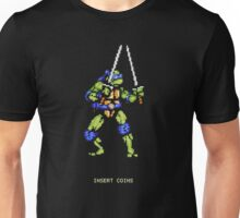 8-Bit Turtle Power Unisex T-Shirt