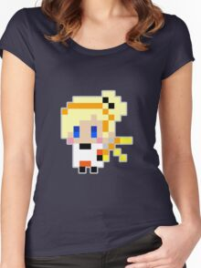Heroes Never Die! Women's Fitted Scoop T-Shirt