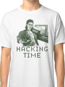 Hacking time Classic T-Shirt