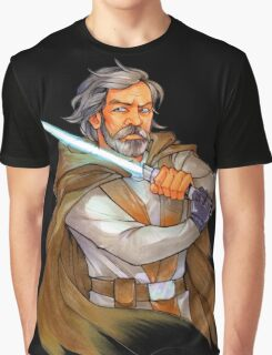Old Man Luke Graphic T-Shirt