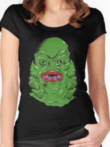 Creature Women's Fitted Scoop T-Shirt
