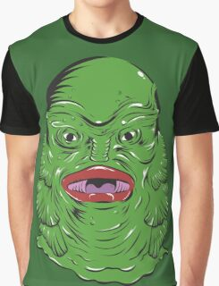 Creature Graphic T-Shirt