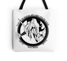 Neon Genesis Evangelion Eva 01 Tote Bag