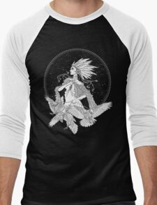 The Raveness Men's Baseball ¾ T-Shirt