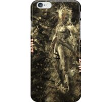 Raiden-Metal Gear Solid Camo Style iPhone Case/Skin