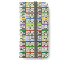 90 Ball Bingo iPhone Wallet/Case/Skin