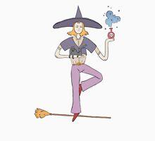 WAR G1RLZ 4: Brunhilda the Broom Master Women's Fitted Scoop T-Shirt