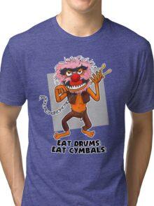 Motivational Animal Tri-blend T-Shirt