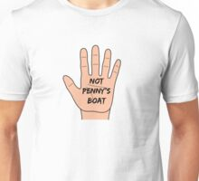 LOST - Not Penny's Boat Hand Unisex T-Shirt