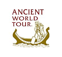 An Ancient World Tour  Photographic Print