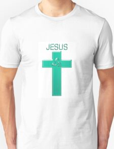 Christian Cross Unisex T-Shirt