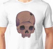 purpleskull Unisex T-Shirt