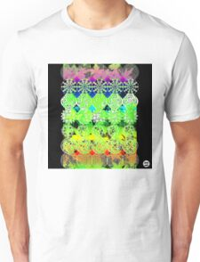 Mandala effect psychedelic take album art  Unisex T-Shirt