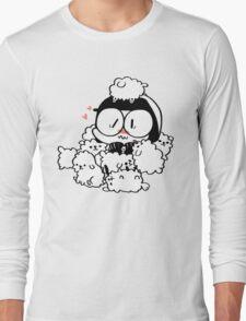 Good Cop Loves Puppy Breath Long Sleeve T-Shirt