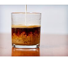 Coffe Marble Stages by SLRphotography