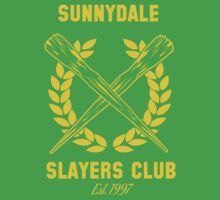 Sunnydale Slayers Club Baby Tee