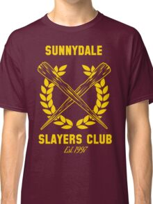 Sunnydale Slayers Club Classic T-Shirt