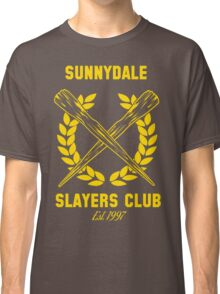 Sunnydale Slayers Club Classic T-Shirt