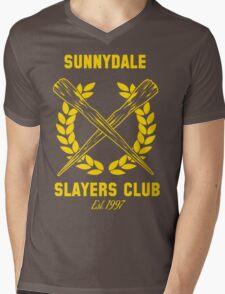Sunnydale Slayers Club Mens V-Neck T-Shirt